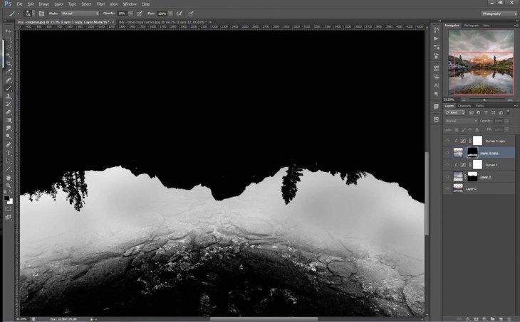 Josh Cripps Refining Masks in Photoshop
