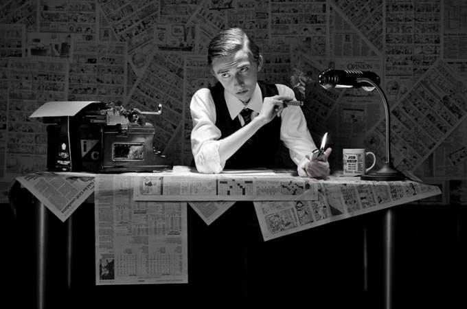 Job Shop by Ian Curcio