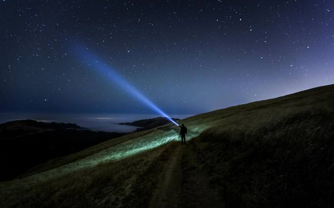Always Searching by Toby Harriman