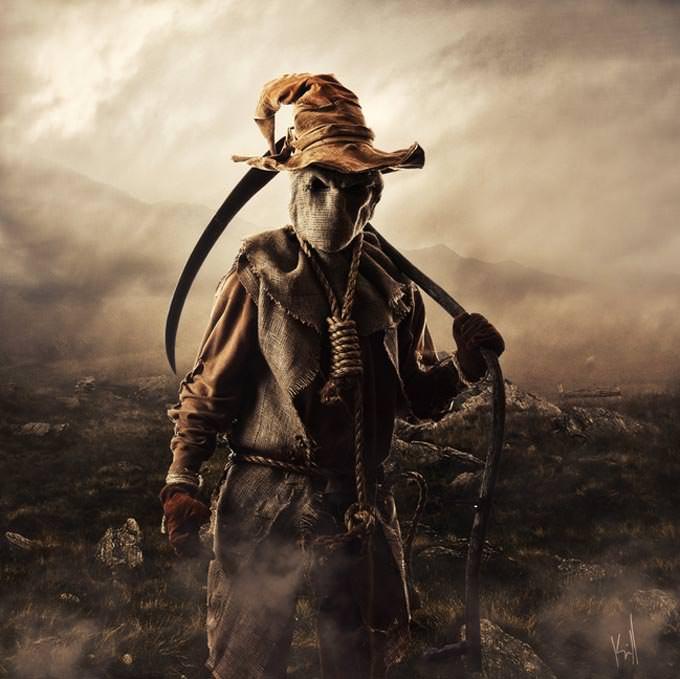 Scarecrow by Kiff Kiff