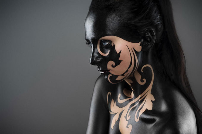 Body Paint by Jacek Wo?niak