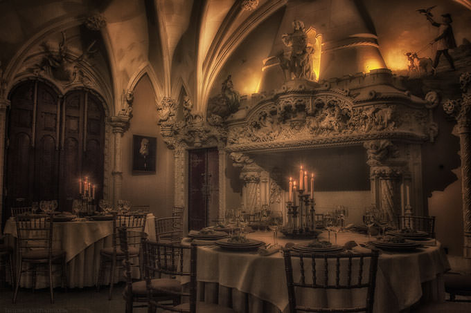 Quinta-da-Regaleira-by-Candle-Light-by-Taylor-Moore