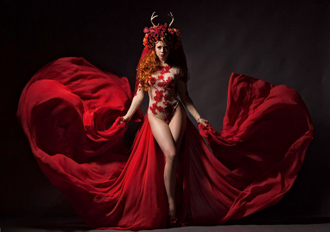 Red by Olivier Springer