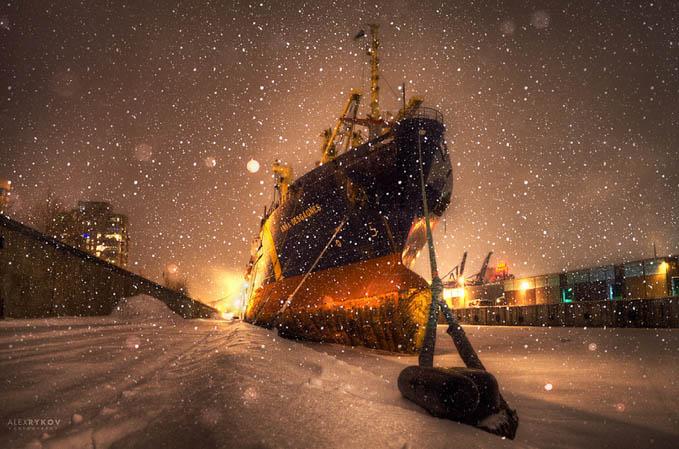 Silent Night by Alex Rykov