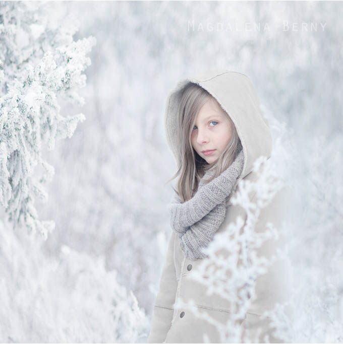 Winter has Come by Magdalena Berny