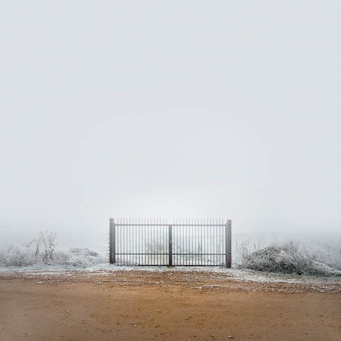 El Silencio Blanco by Miguel Vallinas