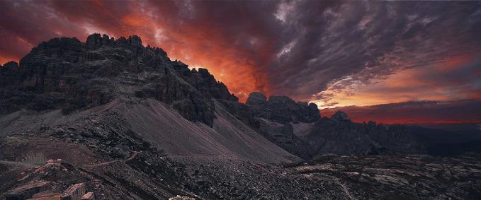 Dolomites by Kilian Schönberger