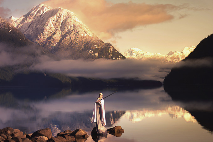 The Silent Guardian by Lizzy Gadd