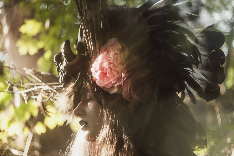Ivy Strange by Eden M Rodriguez Photography