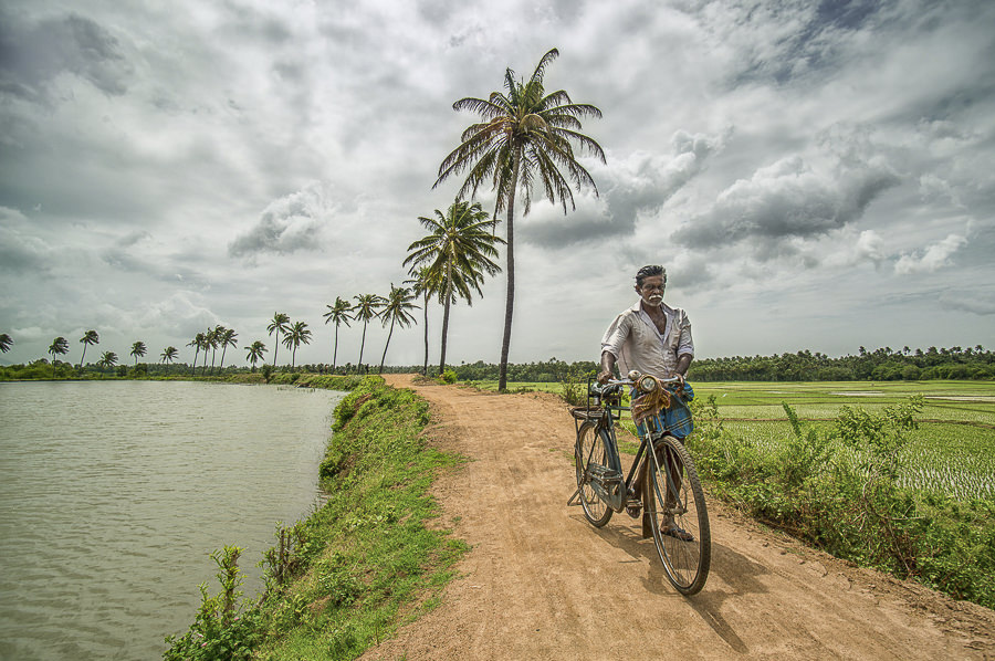 Life in a Village by Rakesh JV