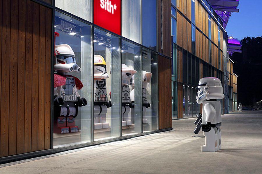 Toys Invasion - Lego Star Wars by Benoit Lapray