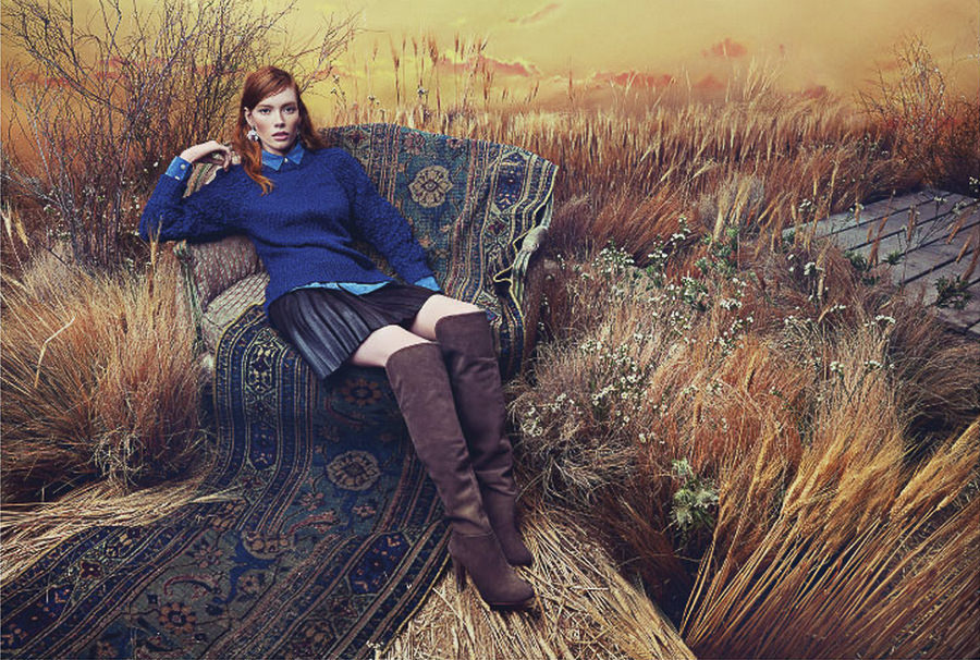 Candela Fall Winter '14 by RoAndCo Studio and Verena Michelitsch