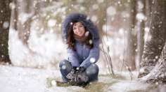 Photoshop Tutorials: How to Create Snow in Photoshop