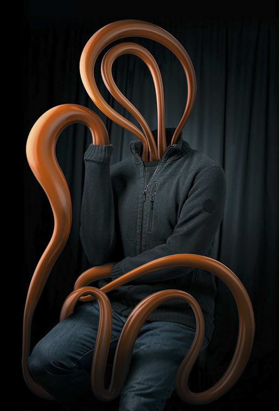 Living Sculptures 2 by Mike Campau