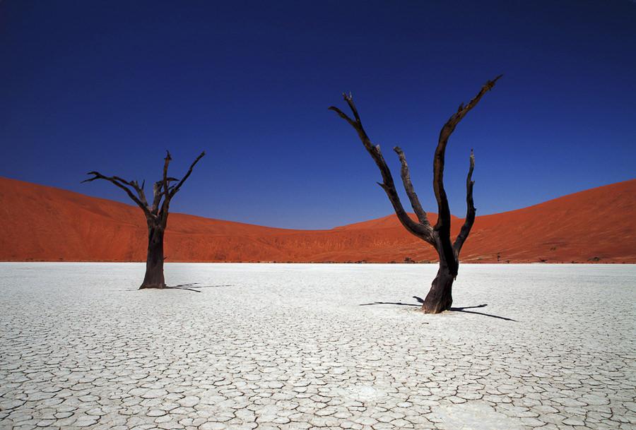 Sossusvlei in Namib desert, Namibia by IB