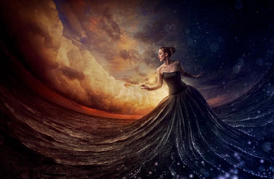 Temptress of the Tide by Robert Cornelius
