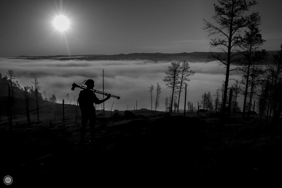 Valley Sunrise by Seth Lindgren