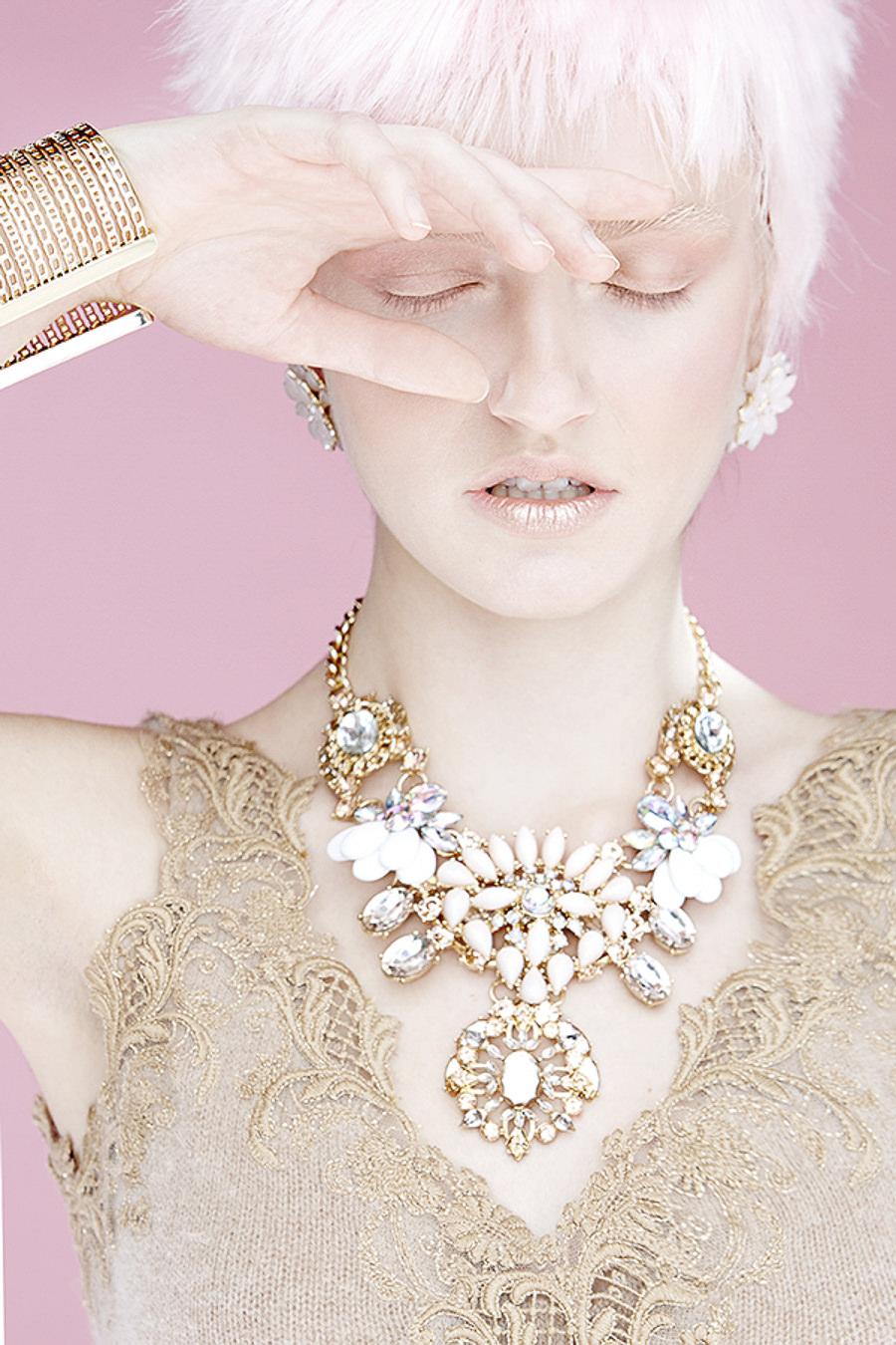 In the Pink Moonlight by Diliana Florentin and Antoniya Yordanova