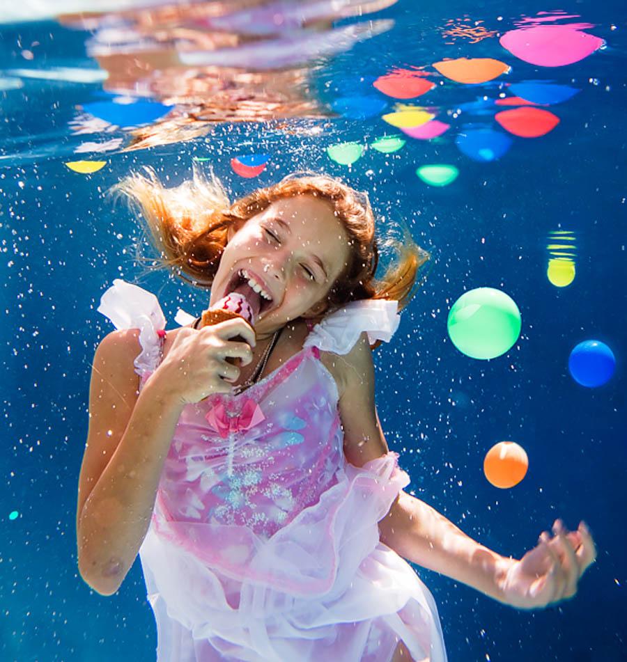 Liquid Joy by Elena Kalis