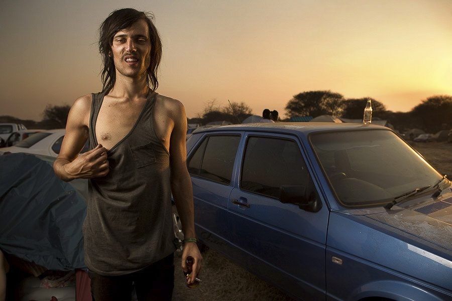 Oppikoppi Portraits by Kevin Goss-Ross