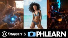 Photoshop Tutorials: Phlearn Bahamas Workshop 2015