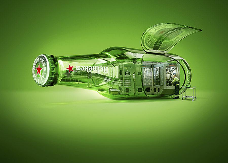 Heineken by Peek Creative Studios