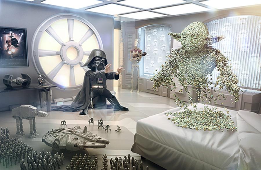 Kid Vader by Parker Biley