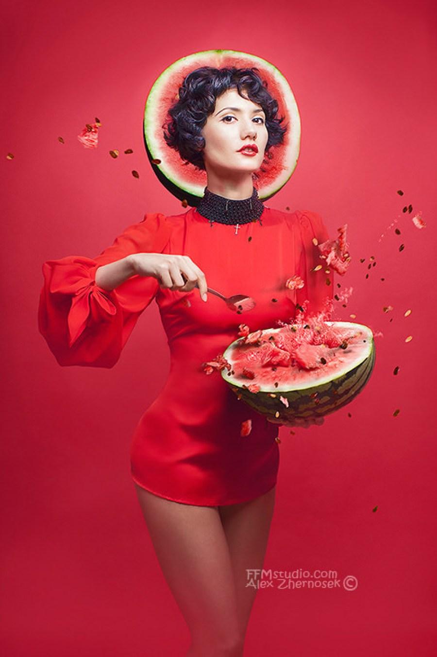 New Vegetarians by Alex Zhernosek