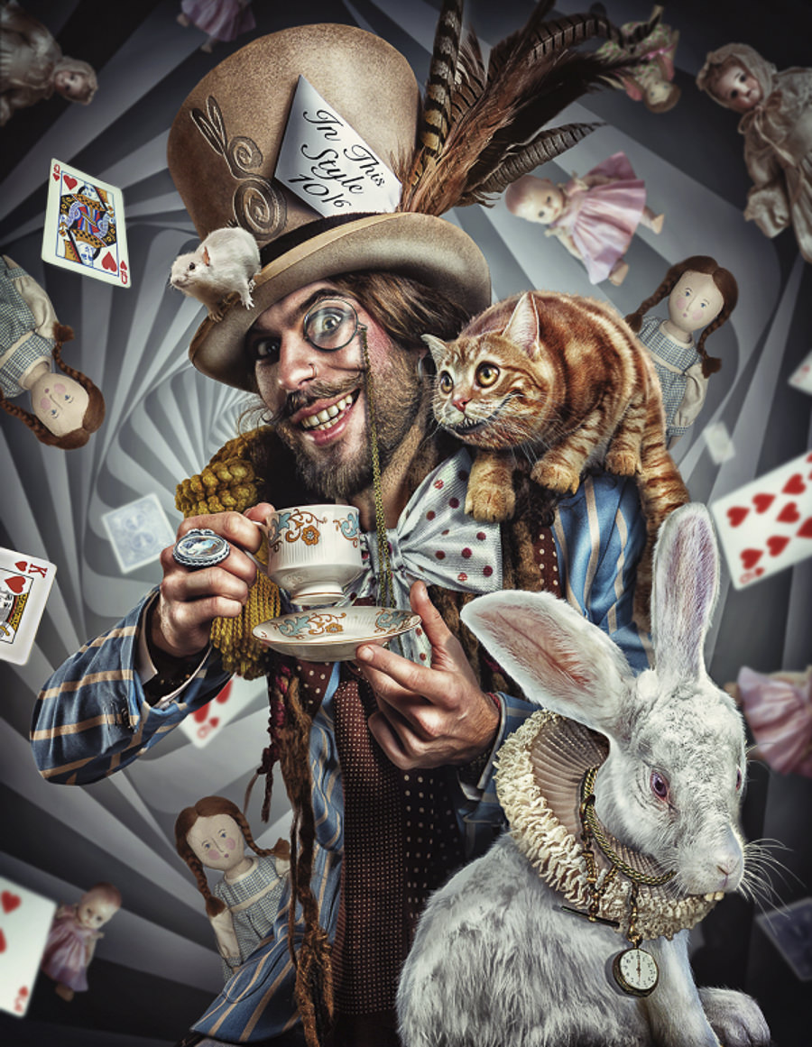 The Mad Hatter by Lee Howell