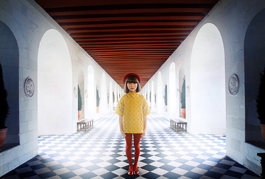 Couture Children by Tim Tadder and Hugo Ceneviva