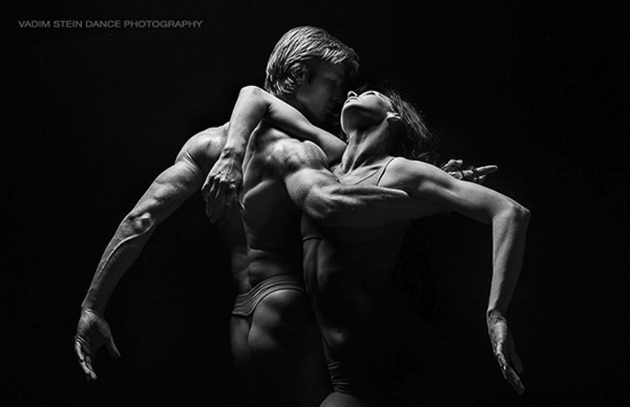 Lyubov Andreyeva and Denis Klimuk by Vadim Stein