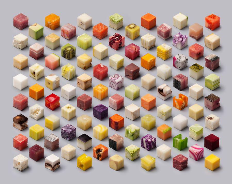 Cubes by Lernert and Sander