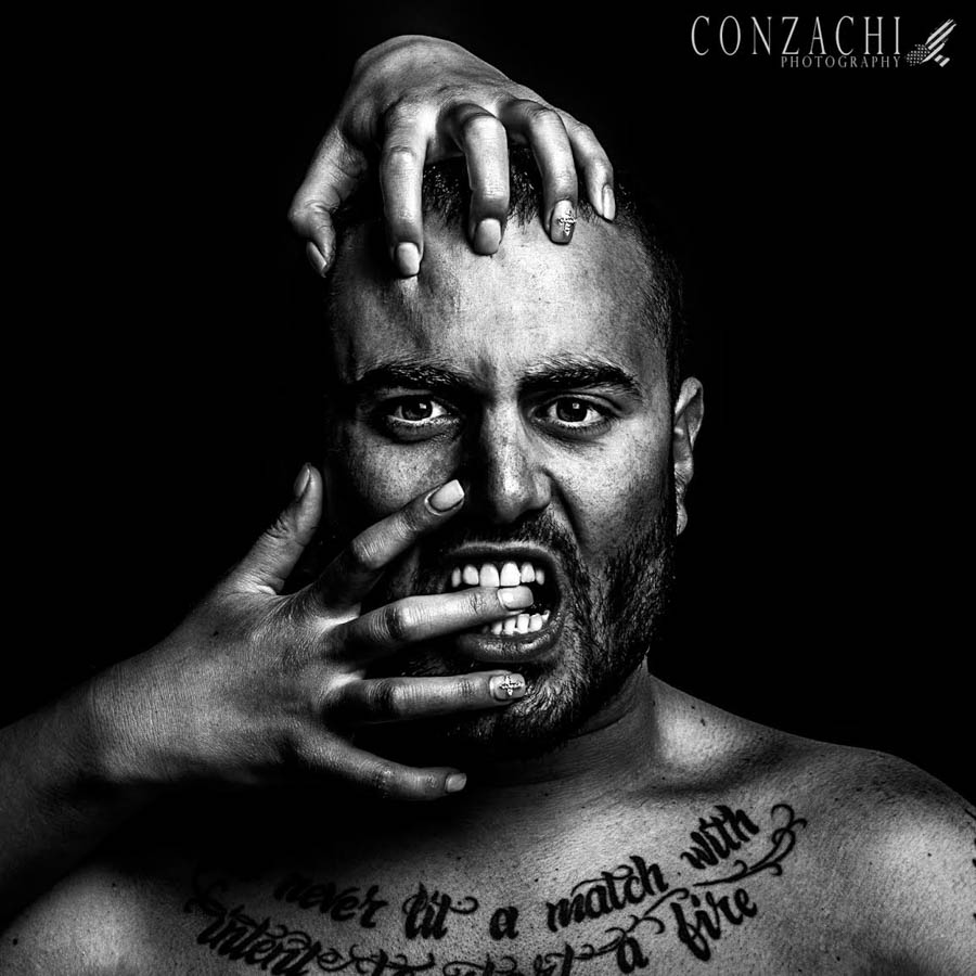 Everyone tries to take control of you... until you bite back by Conzachi photography