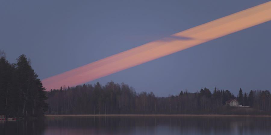 Kuun nousu by Janne