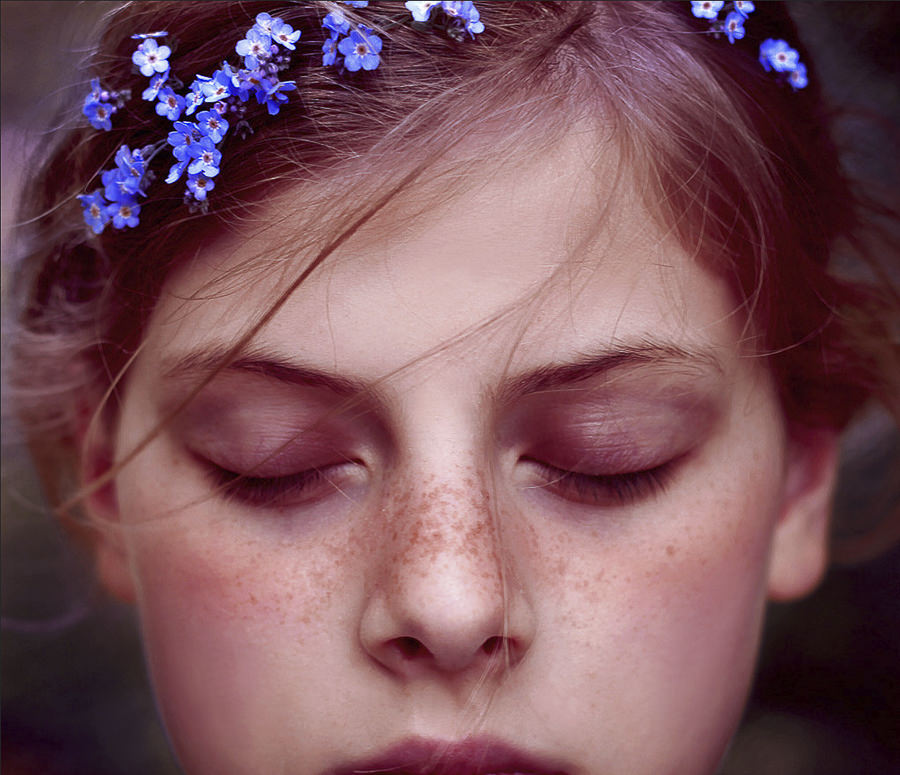 Little sun-kisses by Anne Krämer