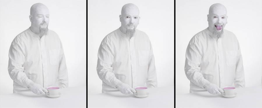 Mr.White by Petri Damstén