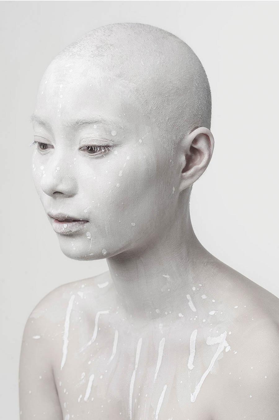 White Pt.2 by Nicola Bernardi