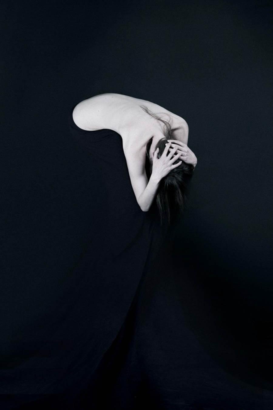 Behind Anxiety by Thibault Delhom