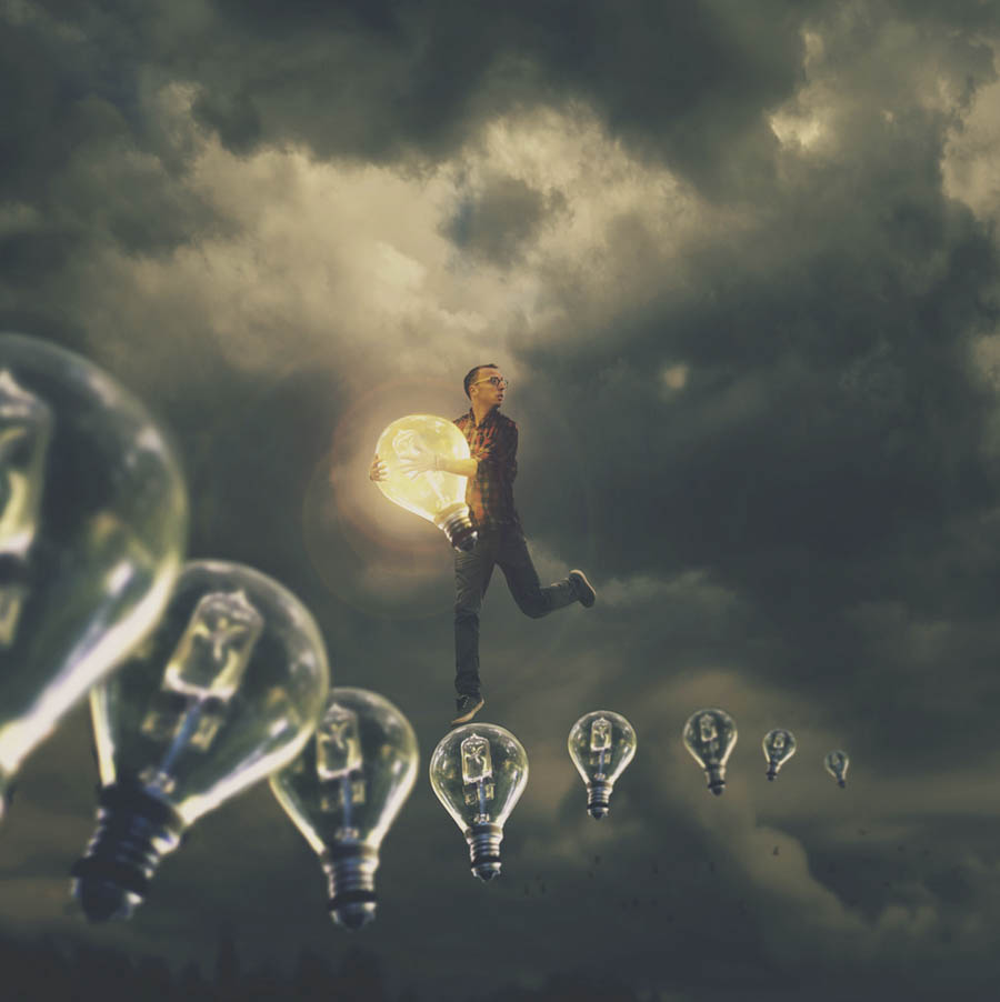 Hold On To The Light by Joel Robison