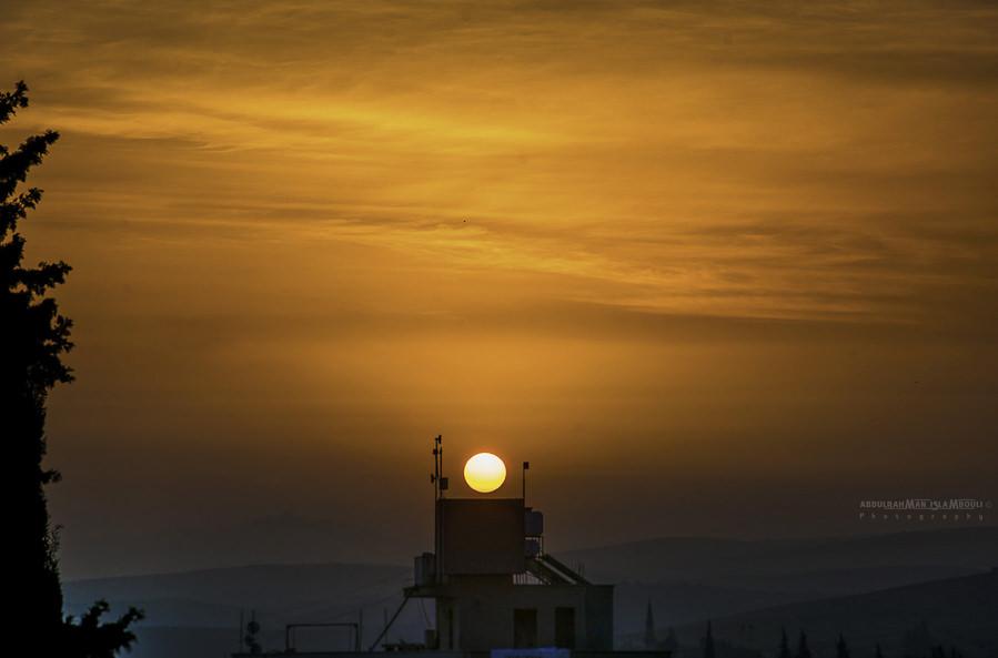 Sunrise by Abdulrahman Islambouli
