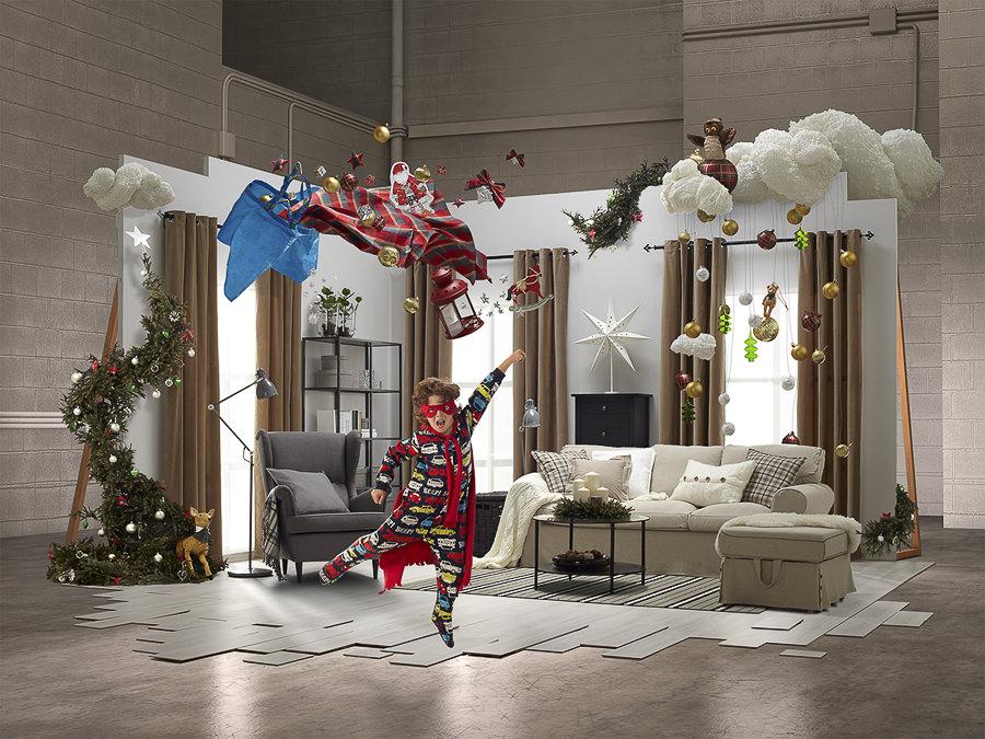 IKEA Xmas Tales by Paloma Rincon