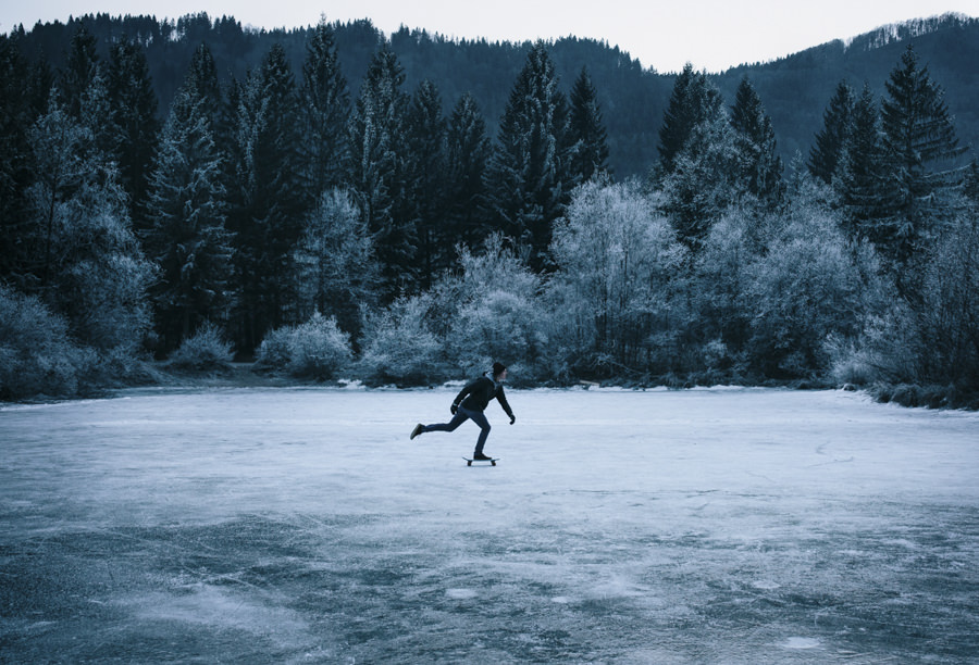 WOODS ICE US by Anze Osterman
