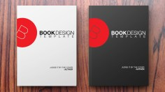 Photoshop Tutorials: How to Create a Book Design Template in Photoshop