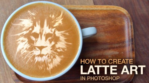 How_to_create_latte_art_in_photoshop