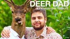 Photoshop Tutorials: Deer Dad – A Fathers Day Tribute