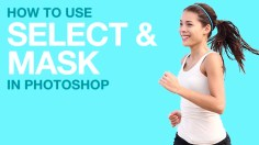 Photoshop Tutorials: How to Use Select and Mask in Photoshop