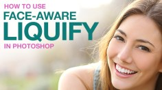 Photoshop Tutorials: How to Use Face-Aware Liquify in Photoshop