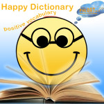 happy dictionary-glasses