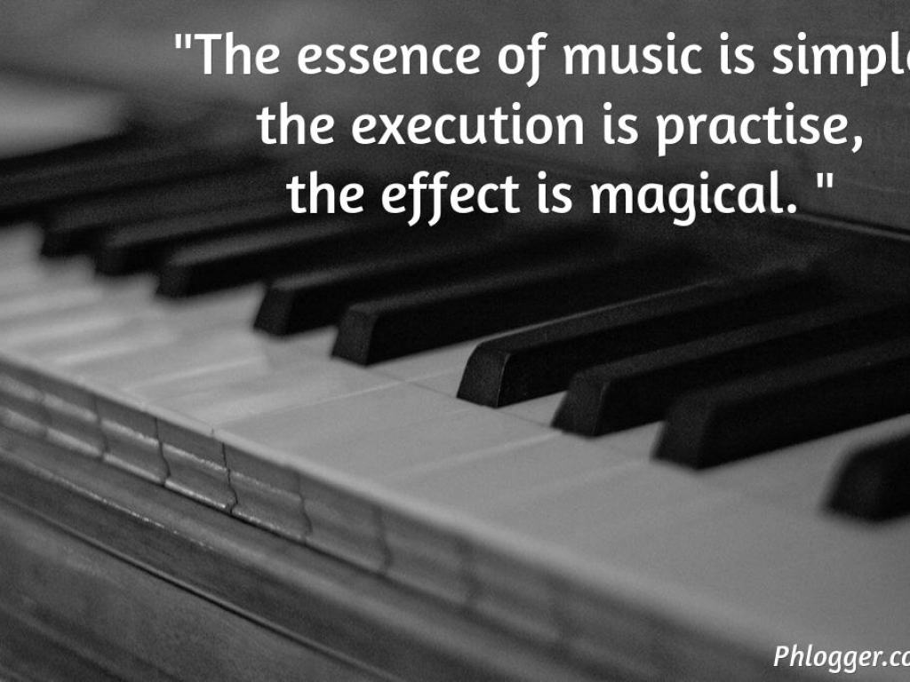 musical visual thought