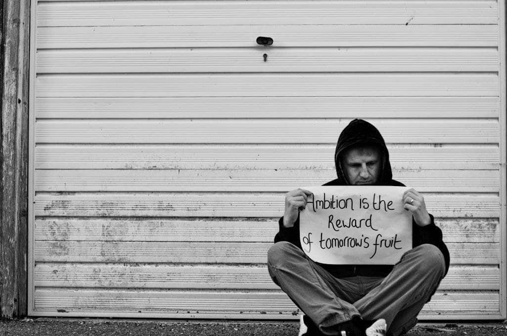 ambition street message